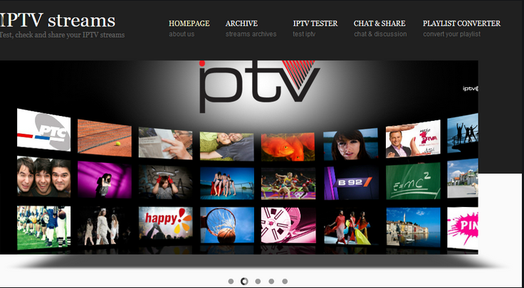 A very good iptv server with perfect audiovisual tuning technology